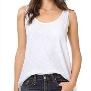 Theory Lesath Nebulous Tank in Pink